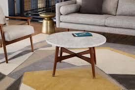 west elm reeve coffee table west elm workspace reeve marble coffee table