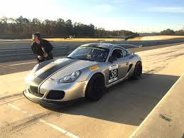porsche cayman silver 2012 pdk cayman r race car with 3 8l x51 engine