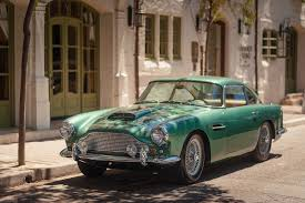 green aston martin aston martin db4 1958 1963 the first aston superleggera inopian