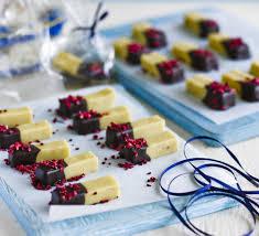 white chocolate u0026 cardamom tart with raspberry dust recipe bbc