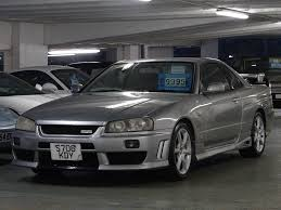 nissan skyline r34 modified used 2007 nissan skyline r34 2 5 gt t turbo manual modified for