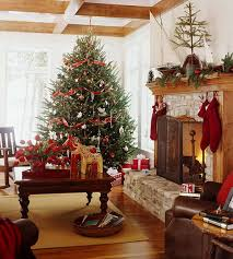 decorations fancy christmas livingroom decoration with high xmas