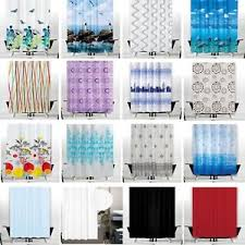 Wide Fabric Shower Curtain Great Fabric Shower Curtains Wide And W240 X L200cm