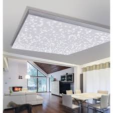Led Wohnzimmer Lampen Dimmbar Led Panel Universe Masterpanel 30x30 Cm Eek A Sternenhimmel