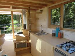 Tiny House Kitchens by La Tiny House U2013 Tiny House Builder In France