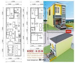 desain rumah lebar 6 meter desain rumah minimalis 2 lantai lebar 6 meter rumahminimalismanja