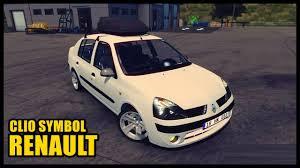 renault clio symbol renault clio symbol car showcase 02 euro truck simulator 2