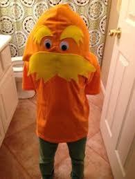 Lorax Halloween Costume Lorax Cat Hat America Week