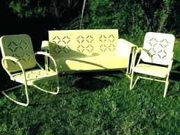 retro patio furniture brokenshaker com