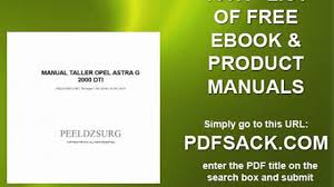 manual taller opel astra g 2000 dti video dailymotion