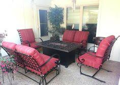 Yard Art Patio And Fireplace Mallin Westfield Sofa Enjoy Your Outdoor Room Yard Art Patio