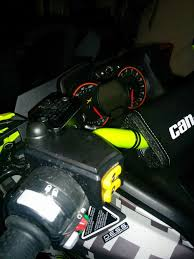heated hand grips can am atv forum