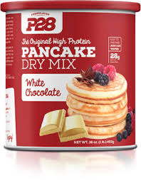 Pancake Flour High Protein Pancake Dry Mix By P28 High Protein Bread At