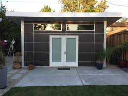 Prefab Guest House With Bathroom by Modern Prefab Buildings U0026 Garages Modular Home Additions