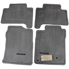 toyota prius floor mats 2007 amazon com genuine toyota pt208 47045 11 floor mat automotive