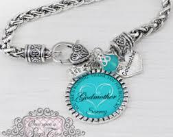 godmother bracelet godmother bracelet etsy