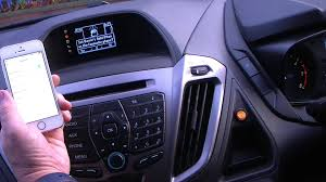 how to set up bluetooth on ford focus how to pair your iphone to the bluetooth system in a 2014 ford