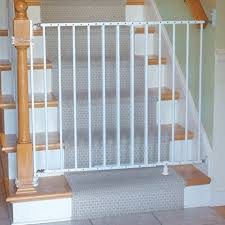 Baby Gate For Stairs With Banister Expired Sure And Secure Baby Gate With Banister Kit 34 99