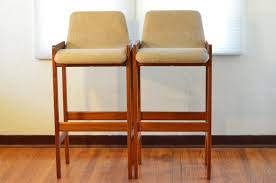 bar stools vintage mid century bar stools vanity chair with back
