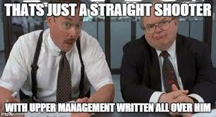 Office Manager Meme - first time managers how to assess management potential