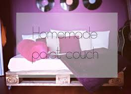 Homemade Sofa Diy Homemade Couch Youtube