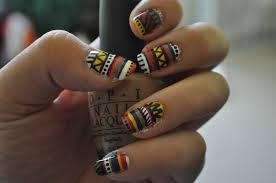 easy nail designs native american art easy nail art designs