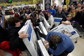 black friday fights in walmart black friday here to stay