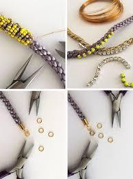 cord bracelet with beads images Diy cord bead bracelets hello glow jpg