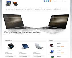 css tutorial layout template creating an e store html5 css3 single page layout