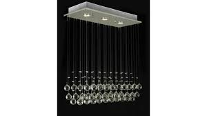 Crystal Chandelier Ball Modern Chandelier Rain Drop Lighting Crystal Ball Fixture Pendant