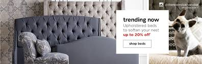 Ashley Furniture Upholstered Bed Furniture The Terrific Ashley Furniture Draper Dream House