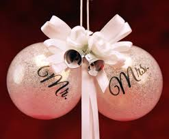 mr n mrs wedding ornaments etchtalk glass etching projects