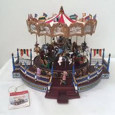 mr christmas nottingham fair roundabout english carousel ebay