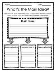 week 3 main idea and key details this is a great poster to hang