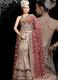 latest indian wedding party dresses