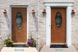 Exterior Door Pediment And Pilasters Entrance Systems Door Pediments Worthington Millwork