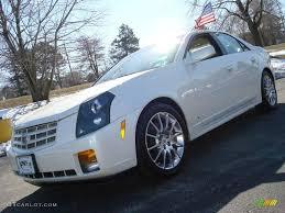 cts cadillac 2007 2007 white cadillac cts sport sedan 4607456 gtcarlot