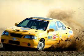 nissan sentra race car the rally sentra putz spec v