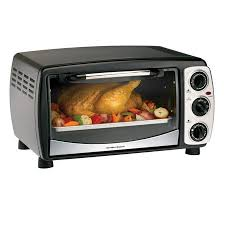 New Convection 6 Slice Toaster Oven Broiler by Hamilton Beach