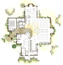 Rendering Floor Plans by Site Plan Renderings Genesis Studios Inc