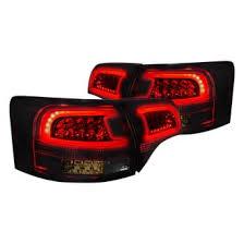 audi a4 tail lights audi a4 custom factory tail lights at carid com