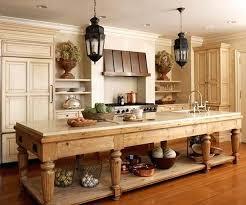 Reclaimed Kitchen Island Kitchen Island With Wood Top Reclaimed Wood Kitchen Island