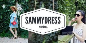 sammydress review chinese fashion retail company haul