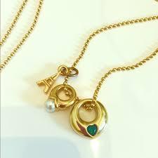 charm necklace vintage images Agatha paris jewelry vintage charm necklace poshmark jpg