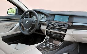 2012 bmw activehybrid 5 first drive motor trend