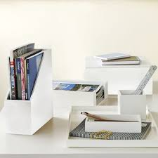lacquer office accessories west elm