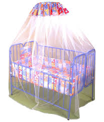 Baby Bed Net Canopy by Mothertouch Baby Cot Dx Buy Mothertouch Baby Cot Dx Online At