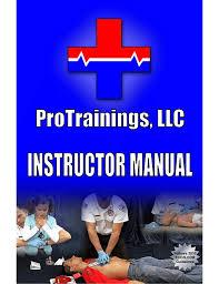 protrainings instructor manual