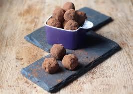 orange u0026 ginger truffles harriet emily