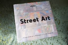 lonely planet street art guide the future tense